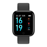 Bakeey T80 Heart Rate Blood Pressure Monitor Multi-sport Modes Weather Forcast Dazzling Screen Smart Watch