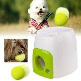 Авто Интерактивный Fetch Treat Собака Кот Pet Ball Toy Play Диспенсер для игрушек для животных