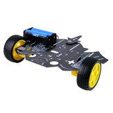 XIAO R DIY 2WD Smart RC Robot Podwozie samochodowe z silnikiem TT dla