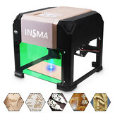 3000mW USB Laser Engraver Desktop DIY Logo Mark Printer Carver Laser Engraver Machine