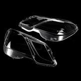 Clear Car Headlight Headlamp Lens Cover For Mercedes Benz E Class W212 E200 E260 E300 E350 2009-2012