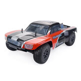 ZD Racing Thunder SC10 1/10 2.4G 4WD 55km / h RC Car Elétrico Brushless Short Course Vehicle RTR