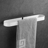 30/40/50 CM Badeværelse med enkelt stang Håndklædehåndklædeholder Håndklædeholder Vægmonteret stativ