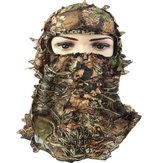 Erwachsene taktische Vollmaske Camouflage Jagd Hut Schal Mütze