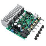 Efecto de campo 447/385 2.0 Canal 250W + 250W Reverberación de alta potencia Amplificador Board