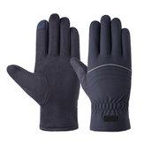 -15 ° hiver gants thermiques chauds ski neige snowboard vélo écran tactile étanche
