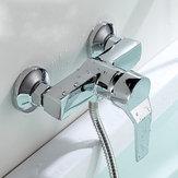 الحمام الزنك أشابة الحائط الساخنة والباردة دش خلاط صمام حمام دش صنبور حوض حوض خلاط صنبور