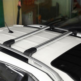 2 Pcs 93-99mm Car Roof Rack Bag Transportadora Bar Para Todos Os Carros Levantou Trilho