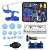 501Pcs Watch Repair Tool Kit Set Band Strap Link Remover Back Opener Tool Set