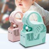 子供ミニ漫画象プロジェクター子供早期教育プロジェクターTFカードプロジェクター720 Pビデオプロジェクター子供のおもちゃ