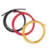 Red/Black/Yellow PTFE Feed Tube Long Distance Guide Tube Iron Fluorine Tube for 3D Printer