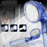 3 Modes Adjustable Jetting Water Saving Bathroom High Pressure Water Shower Head