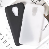 Bakeey Frosted Anti-scratch Soft TPU Back Pudding Protective Case for Ulefone Power 6