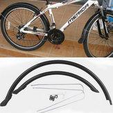 20 '' Складные передние и задние брызговики для велосипеда
