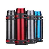 Tazza di vuoto portatile Thermos per bottiglia d'acqua in acciaio inossidabile campeggio Tazza da viaggio portatile