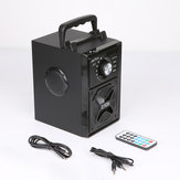 A11 3D Stereo Karaoke Speaker bluetooth Remote Control Digital Display Shock Bass Handsfree Loudspeaker Built-in Mic