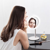 AMIRO HD Daylight Makeup Mirror Light Adjustabl 60° Rotation Daylight Led Mirror Lamp