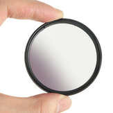 Grad Gradient Gray Lens Filter 49/52/55/58/62/67/72/77mm for Canon for Nikon DSLR Camera