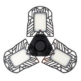 60W E27 Deformable LED High Bay Light Industrielager Fabrik Fluter Lampe 7000LM