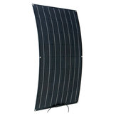 100W 1050 * 540 mm ETFE Impermeable Solar Panel con Conector