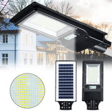 966/492 LED Solar Street Light Motion Sensor Outdoor Wall Lamp+Remote