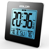 Baldr Digitale wekker Thermometer LCD Backlight Kalender