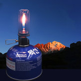 BRS-55 Outdoor kampeerlicht Ultralicht butaangas noodlicht Outdoor Travel Night Lantern