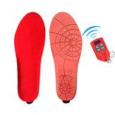 41-46 رمز المحمولة اللاسلكية ساخنة نعل الحذاء الحذاء القدم أدفأ قابلة للشحن 2000 مللي أمبير