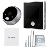 2,8 polegadas LCD Digital Peephole Viewer Security Video Campainha Camera Monitor Night Vision