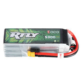 ACE RFLY 22.2V 5300mAh 75C 6S Lipo Batterie XT60 Plug pour RC Helicopter Car