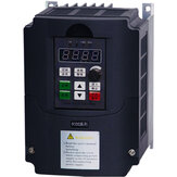 220V To 380V Variable Frequency Speed Control Drive VFD Inverter Frequency Converter Frequency Changer 0.75KW/1.5KW/2.2KW/4KW/5.5kw