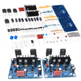 2pcs HiFi MX50 SE 2.0 Dual Channel 2x100W estéreo amplificador de potência DIY Kit Board