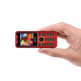 SERVO M26 1.3 inch 380 mAh bluetooth Dialer Magic Voice FM Radio GPRS Dual SIM Card Dual Standby Smallest Mini Card Phone