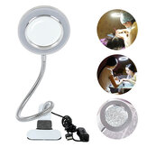 LED Tattoo Lampe Beauty Mirrors Lampe Lupe Kaltlicht Clip Lampe