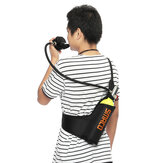 600D High-Elastic PVC Oxygen Tank Storage Bag Lightweight Respirator Bag Diving Travel