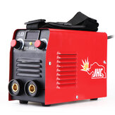 ZX7-400 220V 400A Mini Electric Welding Machine Portable Digital Display MMA ARC DC Inverter Weld Equipment