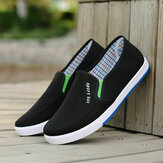 Canvas Casual antislip Soft Walking Driving Loafers
