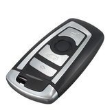 4 BTN Uncut Blade Fob التحكم عن بعد Key Shell Case for BMW 1 3 5 Series F10 F20 F30 F40