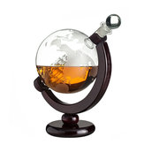 850ml Decanter Glass Globe Licor Gifts Uísque Bottle Large Capacity Bottle Spirits