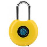 Bakeey Smart Keyless biométrique d'empreintes digitales cadenas IP65 étanche antivol de sécurité Smart Door Lock