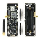 LILYGO® TTGO T-Beam v1.0 ESP32 LoRa 433/868 / 915Mhz WiFi GPS NEO-6M 18650 Module de carte WiFi Bluetooth