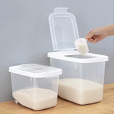 QUANGE Multi-Function Rice Storage Bucket 5KG/10KG From Xiaomi Youpin Kitchen Storage Container Rice Storage Box