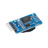 3pcs DS3231 AT24C32 IIC Precision RTC Real Time Clock Memory Module Geekcreit for Arduino - products that work with official Arduino boards