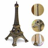 6 ``トーンパリエッフェル塔の置物像ヴィンテージ合金モデルホームデコレーション