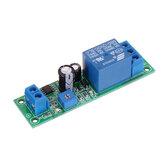 Módulo de relé de retardo de 12 V CC JK02B 0-200S retardo de temporizador de cierre retardado ajustable 10A NE555