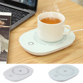 USB Cup Warmer Pad Coffee Tea Milk Drink Heater Pad 16W 55℃ Thermostatic Cup Mug Mat