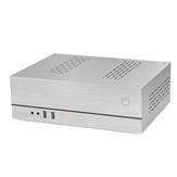 SKTC A02 Aluminium Dual USB3.0 Computer Gehäuse HTPC Chassis Unterstützung 1U Netzteil Mini Case