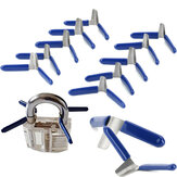 10Pcs Padlock Shim Picks Set serratura Pick serraturapick Opener Accessori Strumento Facile