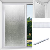 45x200cm Window Privacy Film Autoadhesivo Adhesivo estático Adhesivo Anti-UV
