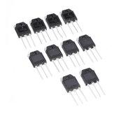 10pcs Transistor KSE13009L E13009L 13009 TO-247 12A / 700V NPN Transistores